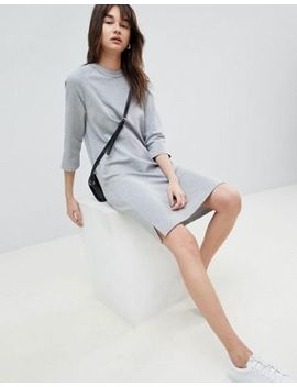 Selected Sweatshirt Dress by Selected