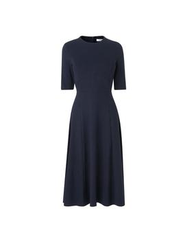 Bethan Navy Dress by L.K.Bennett