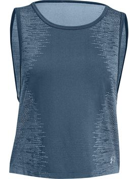 Under Armour Women's Seamless Muscle Tank Top by Under Armour