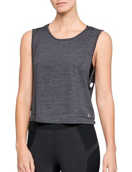 Under Armour Women's Seamless Spacedye Muscle Tank Top by Under Armour