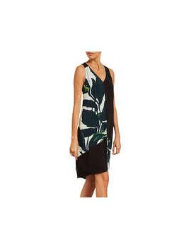 Mint Velvet Emily Printed Dress, Multi by Mint Velvet