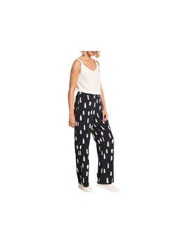 Mint Velvet Ida Print Trousers, Multi by Mint Velvet