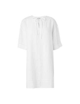 Alena White Linen Top by L.K.Bennett