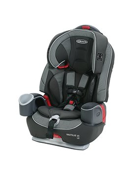 Graco Nautilus 65 Lx 3 In 1 Harness Booster Car Seat, Conley by Graco