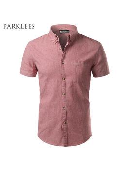 Fashion Striped Shirt Men 2017 Brand New Men Shirt Slim Fit Short Sleeve Mens Dress Shirts Casual Button Down Shirts Homme 4 Xl by Parklees
