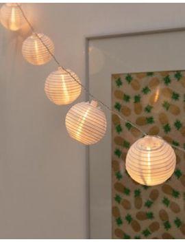 Fizz   Wedding Lantern   Guirlande Lumineuse by Fizz Creations