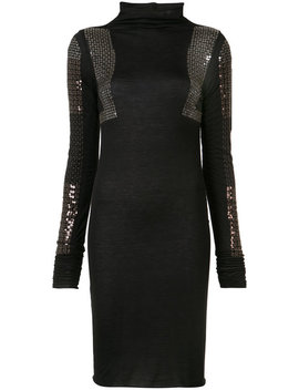 Rick Owens Liliessequinned Dresshome Women Clothing Cocktail & Party Dresses by Rick Owens Lilies