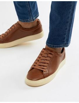 Kg By Kurt Geiger Sneakers In Tan by Kg Kurt Geiger