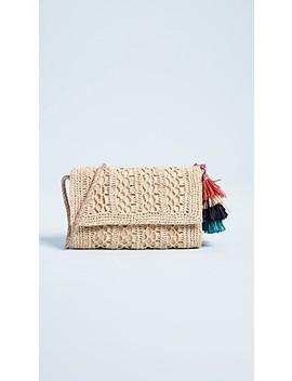 Anabel Crochet Cross Body Bag by Mar Y Sol