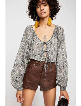 We The Free High &Amp; Tight Shorts by Free People