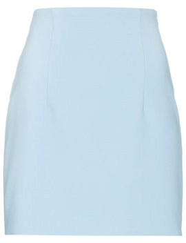 Off White Fitted Mini Skirthome Women Clothing Fitted Skirts by Off White