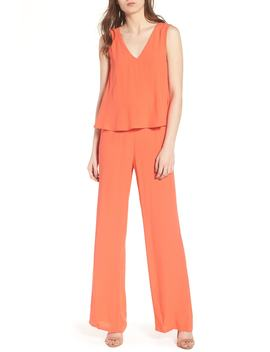 Bellamy Tiered Jumpsuit by Cupcakes And Cashmere