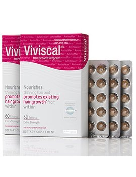 Viviscal Extra Strength Hair Nutrient Tablets, 120 Tablets by Viviscal