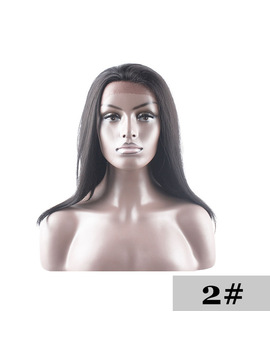 X Tress Straight Lace Front Wigs With Baby Hair Black Wig Heat Resistant Fiber Glueless Free Part Synthetic Wigs For Black Women by X Tress