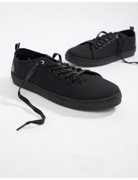 Original Penguin Faze Trainers In Black by Original Penguin