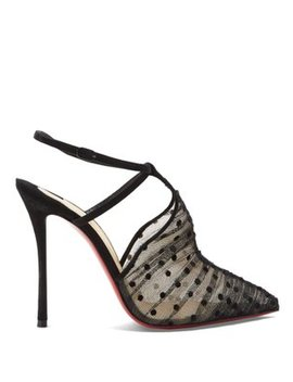 Acide 115 Tulle Pumps by Christian Louboutin