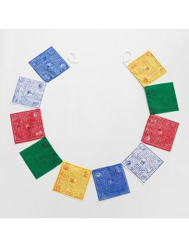 Tibetan Prayer Flags by World Market