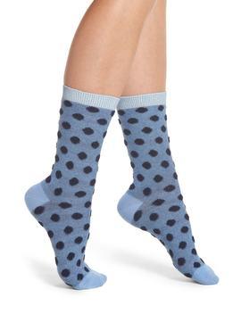 Ezmeralda Fluffy Crew Socks by Paul Smith