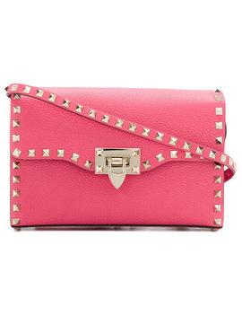 Valentino Valentino Garavani Rockstud Shoulder Baghome Women Bags Shoulder Bags by Valentino