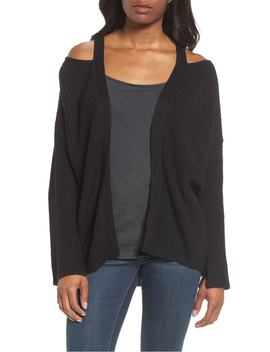 Cutout Cardigan by Rdi
