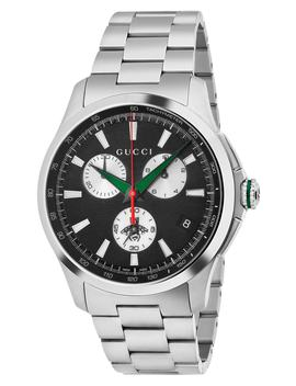 G Timeless Chronograph Bracelet Watch, 45mm by Gucci