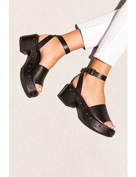 Stand By Me Platform Sandal by Free People
