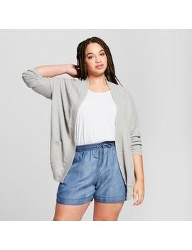 Women's Plus Size Curved Hem Cardigan    Universal Thread™ by Universal Thread™