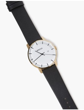 Phase Watch   Gold/Black by Breda