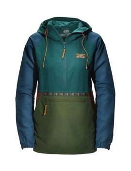 Women's Mountain Classic Anorak, Multi Color by L.L.Bean