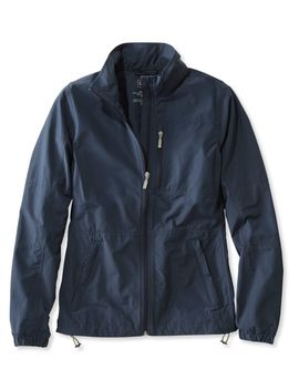 Wharf Street Windbreaker by L.L.Bean