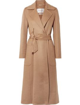 Viadana Belted Wool Coat by Max Mara