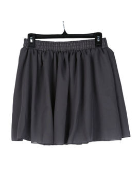Trendy Women Chiffon Short Skirt Summer Comfortable Flared Pleated Dress Lot Sm by Unbranded/Generic
