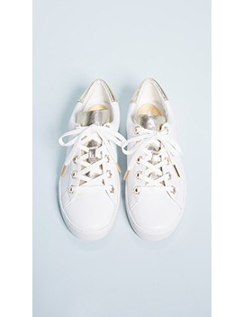 Irving Lace Up Sneakers by Michael Michael Kors