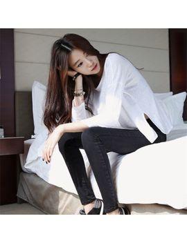 Women Lady Denim Skinny Pants High Waist Stretch Jeans Slim Pencil Trousers Nwh by Eawakening