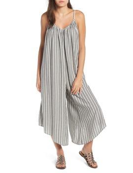Del Sur Stripe Jumpsuit by Billabong