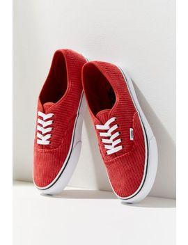 Vans Authentic Corduroy Sneaker by Vans