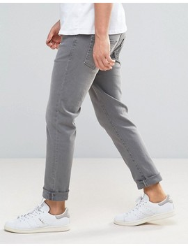 River Island Slim Fit Jeans In Gray by River Island