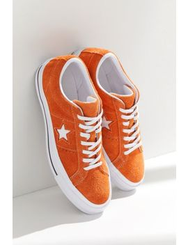 Converse One Star Fuzzy Ox Sneaker by Converse
