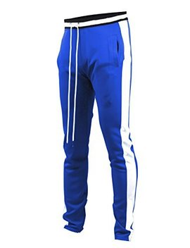 Screenshotbrand Mens Hip Hop Premium Slim Fit Track Pants   Athletic Jogger Bottom With Side Taping by Screenshot