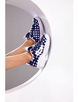Fila + Pierre Cardin Disruptor 2 Polka Dot Sneaker by Fila