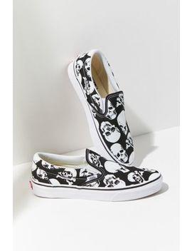 Vans Skull Slip On Sneaker by Vans