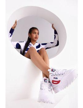 Fila + Pierre Cardin Disruptor 2 Sneaker by Fila