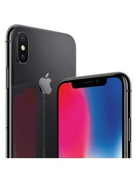 Apple I Phone X 256 Gb Sim Free Smartphone   Space Grey by Amazon