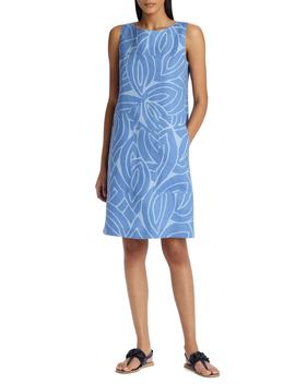 Farah Linen Dress by Lafayette 148 New York