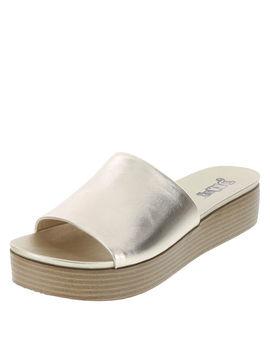 Women's Nika Platform Slide Sandal by Learn About The Brand Brash