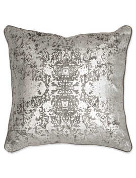 Jean Pierre Overture Throw Pillow In Light Grey by Bed Bath And Beyond