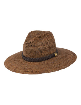 Peter Grimm Unisex  Serge Straw Hat by Peter Grimm
