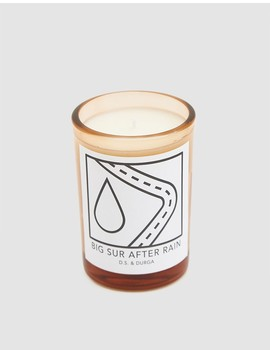 Big Sur After Rain Candle by D.S. & Durga