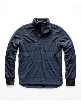 Men's Mountain Sweatshirt ¼ Snap Neck by The North Face