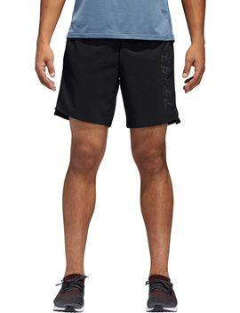 Adidas Men's Supernova Tko Graphic Running Shorts by Adidas